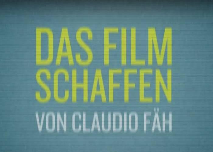 Das Schaffen von Claudio Faeh