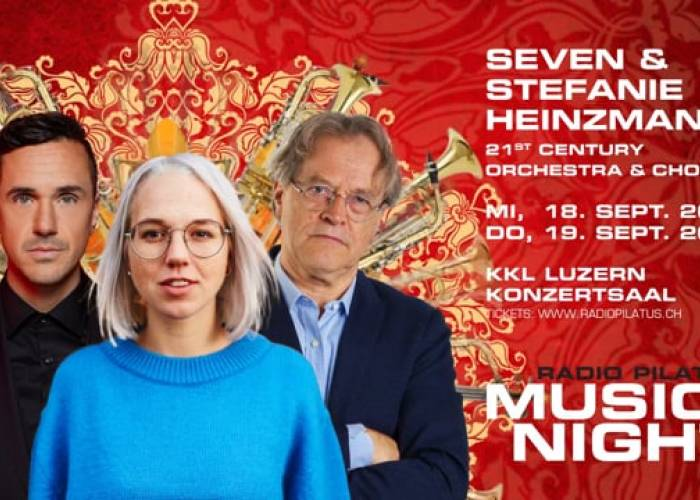 Stefanie Heinzmann Live@KKL