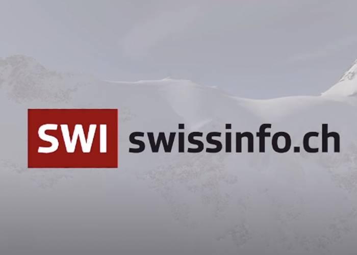 Swissinfo: 360 Grad Portrait