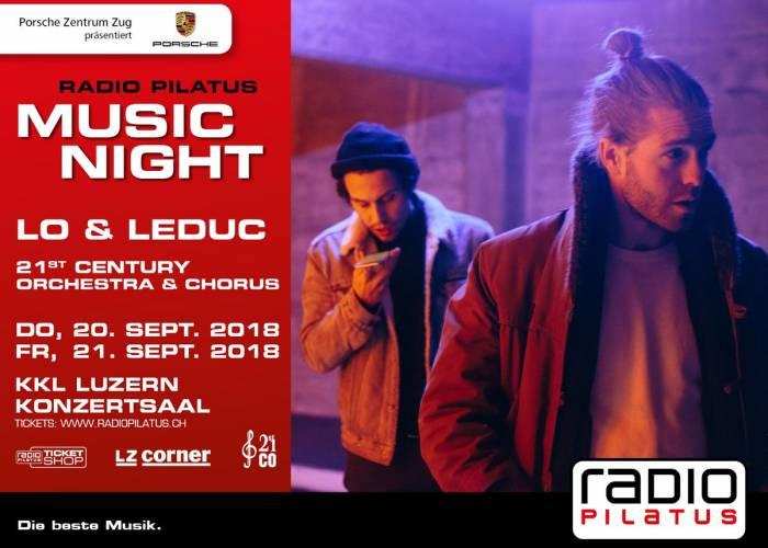 Lo & Leduc - Live@KKL